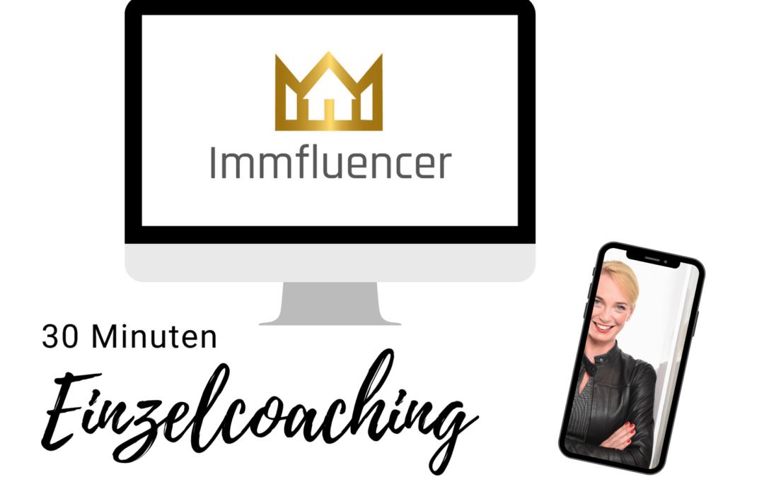 30 Minuten Social Media Coaching